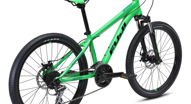 2021_Fuji_DYNAMITE_24_PRO_DISC_Green_rear